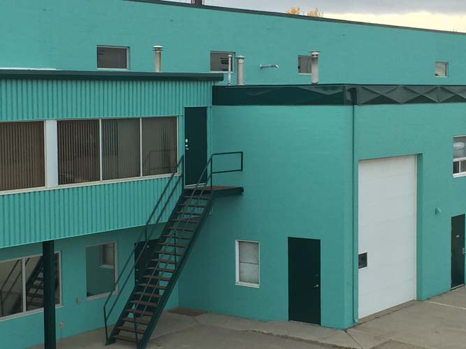 Commercial Painting Edmonton