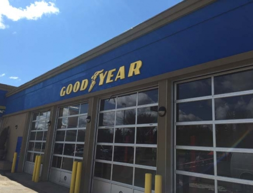 Fountain Tire Location | Commercial Exterior